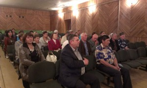 участвующие на собрании